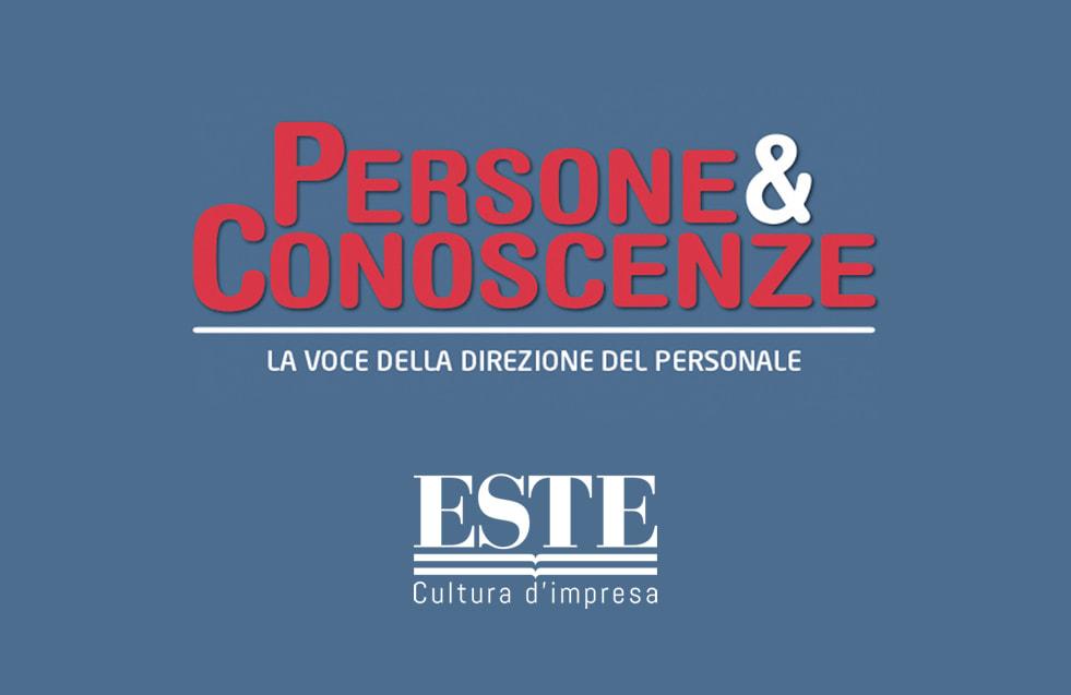 Intervista su Persone&Conoscenze – Este Editore